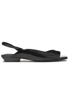 OPENING CEREMONY WOMAN BALLET FLATS BLACK. #openingceremony #shoes #