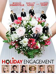 Holiday Engagement (Hallmark) I have watched this on Netflix countless times and it is one of my all time favorites.