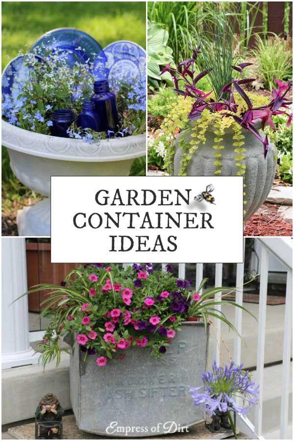 1515 best garden art   junk   decor images on pinterest
