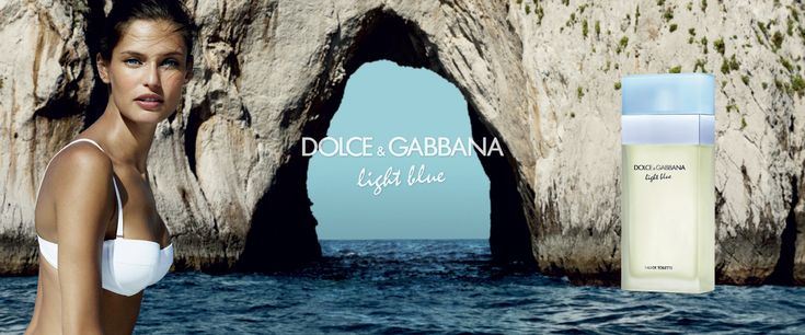 Light Blue, by Dolce & Gabbana. I think this is the perfume I like.