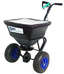 Dart Seasonal Products SR150 150-Pound Capacity Salt Spreader