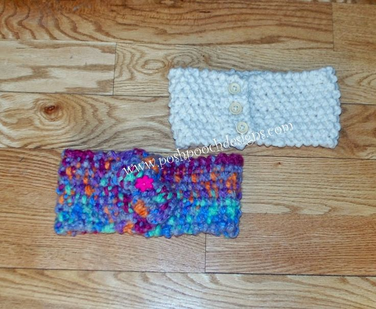 Free Knitting Patterns Ear Warmers : 67 best images about Headbands/ear warmers on Pinterest Skinny headbands, F...