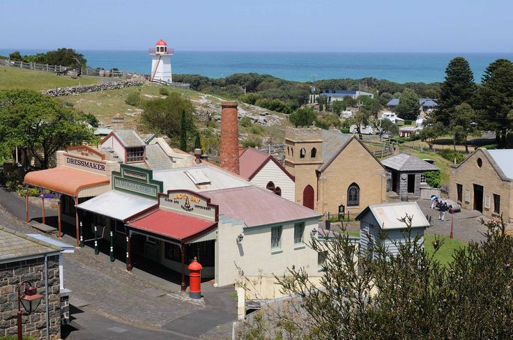 The best places to visit in Warrnambool RoyalAuto February, 2016. Head back to Flagstaff Hill for its sound and light show, Shipwrecked!, which tells the dramatic story of the Loch Ard's last voyage and its only two survivors. Interview: Luna Soo Pictures: Robin Sharrock #FlagstaffHill #Warrnambool #Victoria #Shipwrecked