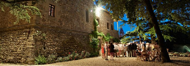 Castello il Palagio - Venue for Weddings and Events in Tuscany, Chianti, near Florence