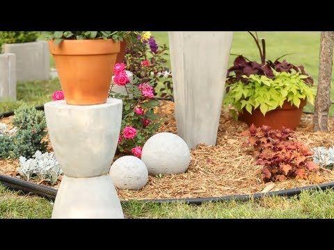 Concrete & Cement DIY Projects | Garden Crafts, Sculptures & Fun Makes | HubPages