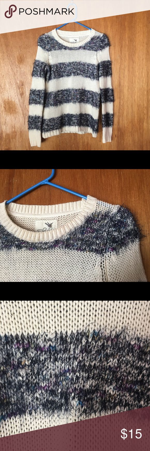 End of Season Sale! Comfy Anthropologie Sweater Comfy Anthro Sweater. Never worn. Anthropologie Sweaters Cardigans
