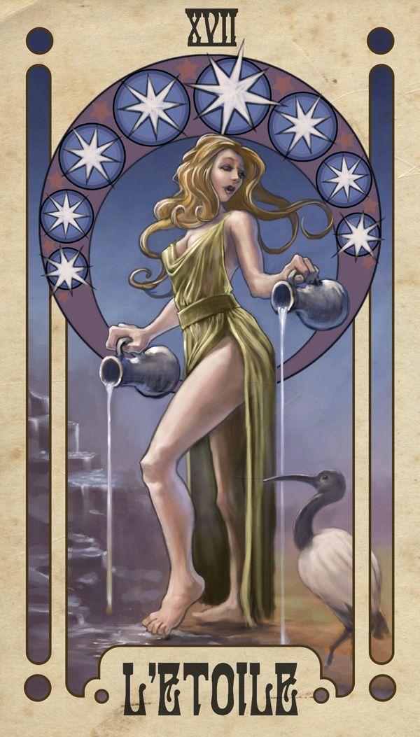 17 - The Star - http://community.imaginefx.com/forums/storage/7/372056/Tarot_TheStar_rev10.jpg