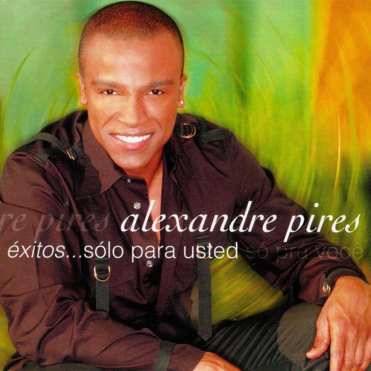 Caratula Frontal de Alexandre Pires - Exitos... Solo Para Usted - So Pra Voce