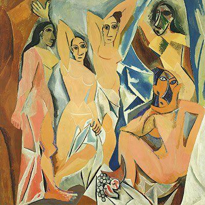 ARTE, PINTURA Y GENIOS.: Picasso y el cubismo.