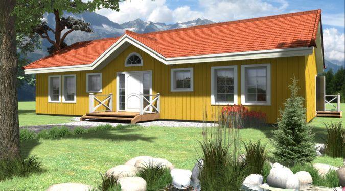 Casas prefabricadas Hus Casas prefabricadas