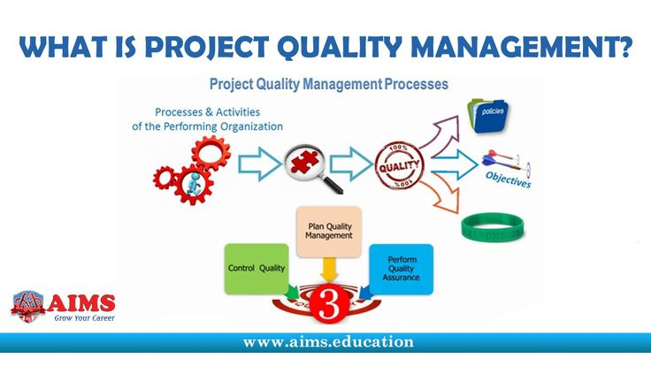What is Project Quality Management? Tools, Techniques and Processes in P...