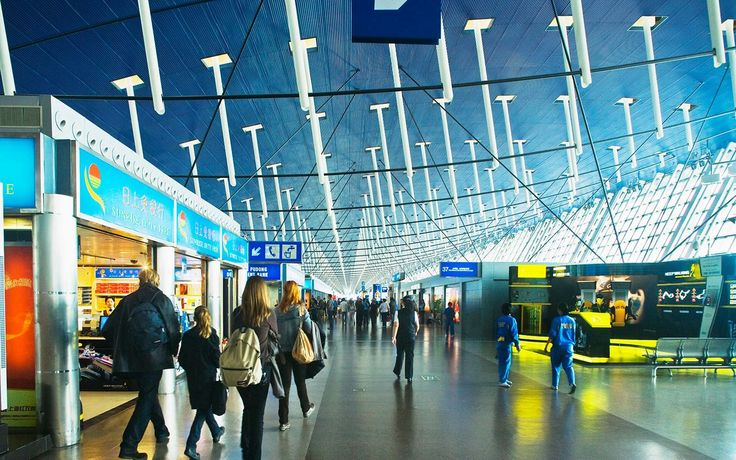 Here's Everything You Can Get for Free While Stuck at the Airport | Take a yoga class, pet a therapy animal, stay hyrdated, and more for free while at the airport.