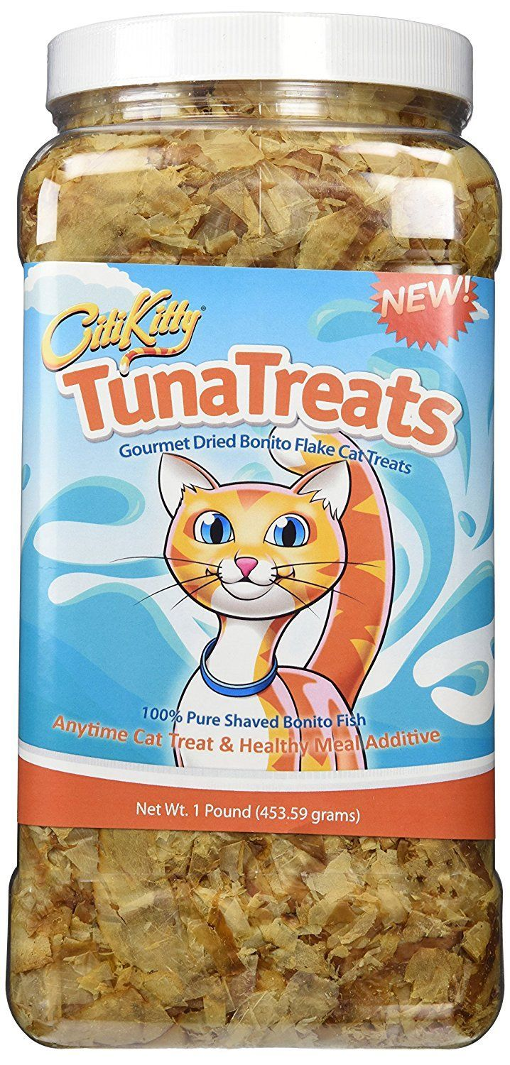TunaTreats Premium Bonito Flakes for Cats *** Find out