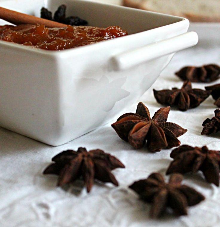 Cozinhadaduxa: Compota de Abóbora com Laranja e Especiarias
