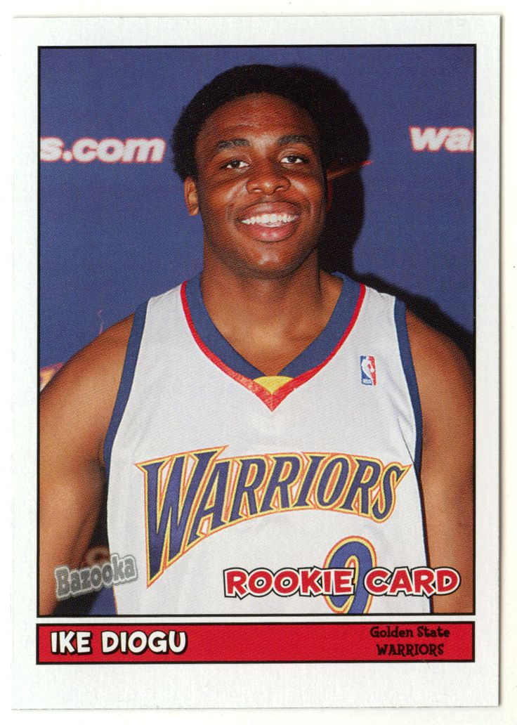 Ike Diogu RC # 187 - 2005-06 Topps Baz Basketball NBA Rookie