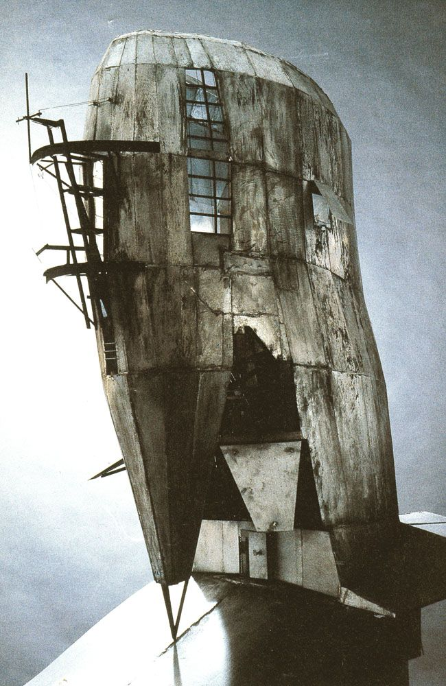 Solo House   Lebbeus Woods, the cult experimental American architect, died on Oct 30 2012 in New York, aged 72.