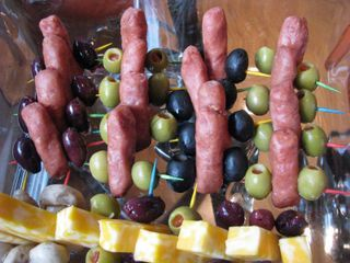 Appetizers For The Next Pure Romance Party