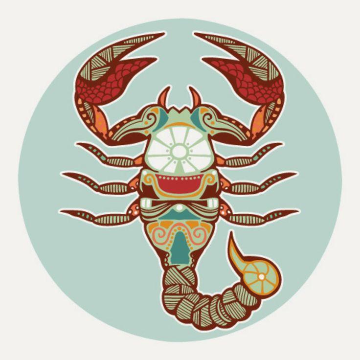 #Scorpio #Horoscope 2014