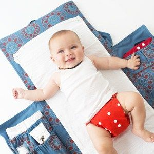Modimade Baby Bag - An ethical, fair and sustainable business founded by a mother and teacher, featuring baby toys, clothes and accessories made in Cambodia. When you shop with Modimade, you know that your purchase is making a difference.