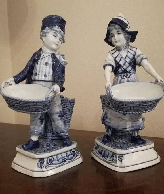 Check out this item in my Etsy shop https://www.etsy.com/listing/545910487/antique-figurines-delft-figurines-blue