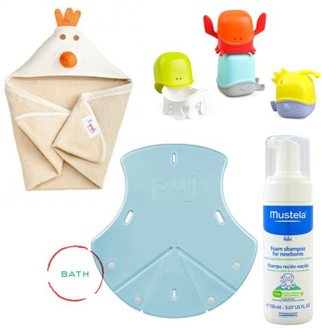 baby essentials ---- from bathtime to clothing to sleeping and so on --- great blog!