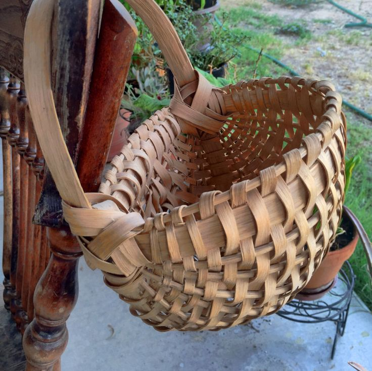 A personal favorite from my Etsy shop https://www.etsy.com/listing/242163807/kentucky-basket-split-oak-handmade