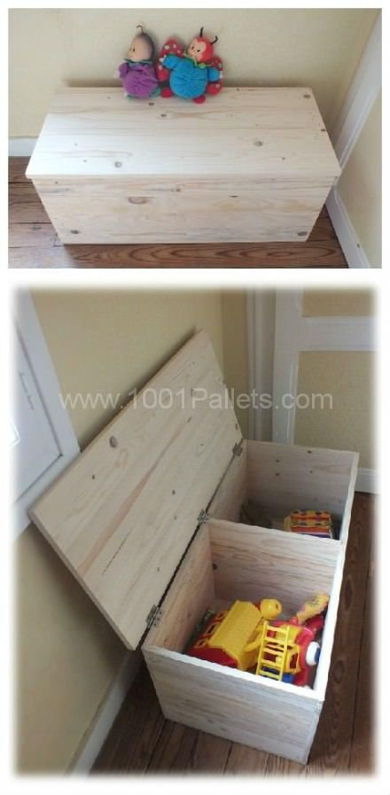17 best ideas about pallet boxes on boxes chest and shelves