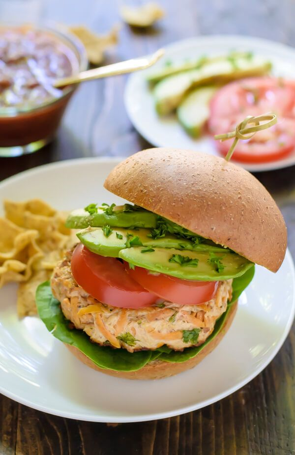 Stock your freezer with these Paleo Chipotle Sweet Potato Turkey Burgers and you'll have a healthy meal on hand any time you need it! High protein, low fat, and gluten free!