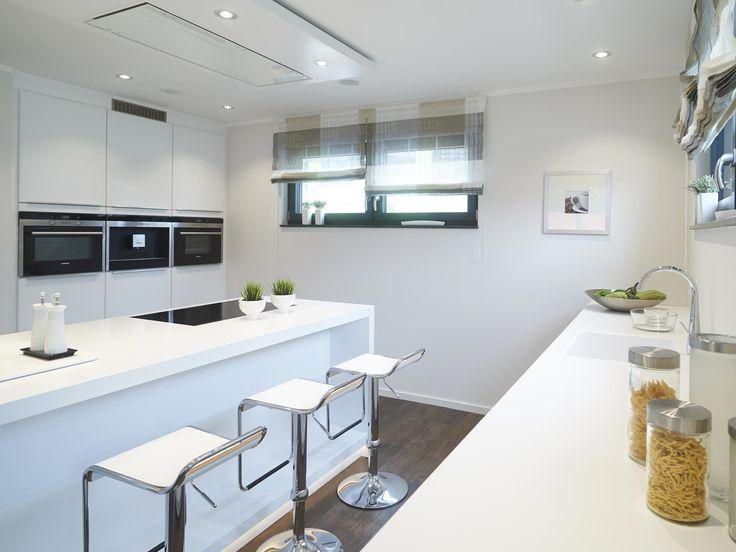 Küche Im Musterhaus Innovation R Bad Vilbel Von RENSCH HAUS. Mehr  Informationen Auf Musterhaus