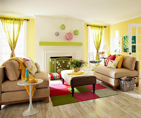 18 besten Wohnzimmer Inspiration Bilder auf Pinterest Wohnzimmer - wohnzimmer ideen gelb