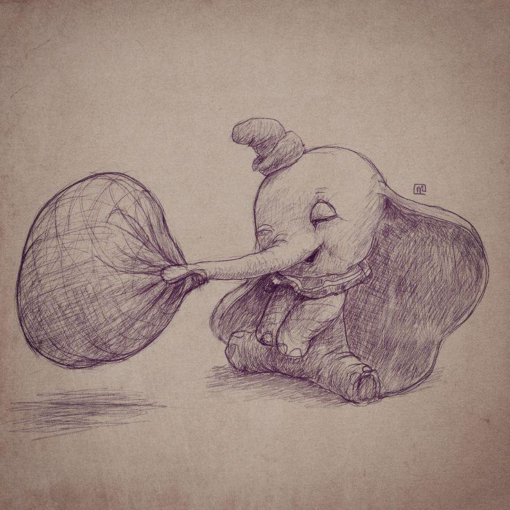 Wet Dumbo creates a flabby alcool balloon