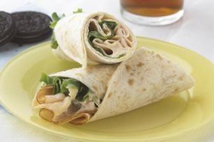 Buffalo Chicken Wrap Sandwich recipe