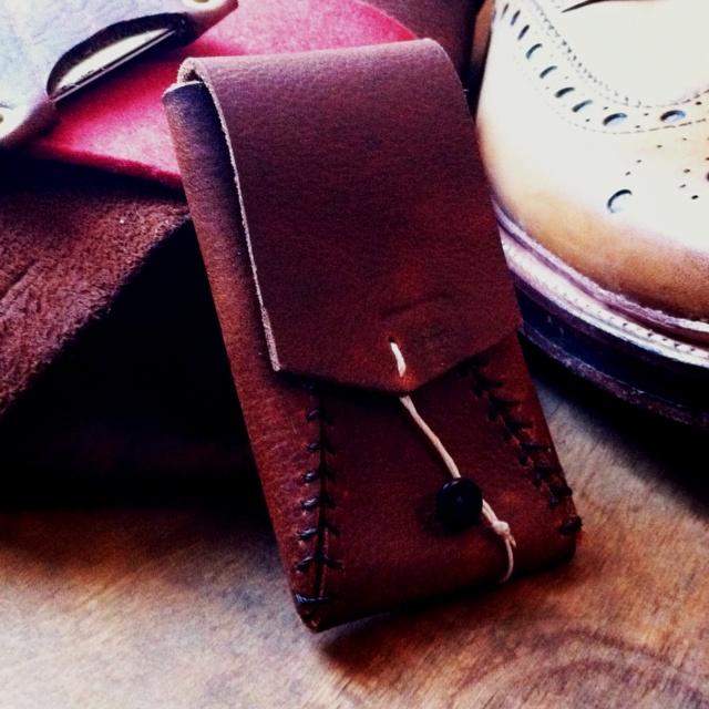 Rugged Card Pocket, closed