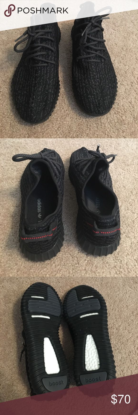 Adidas shoes Never worn, my husband purchased them online to replicate the  yeezy shoe. Willing to negotiate :) men's adidas Shoes Athletic Shoes