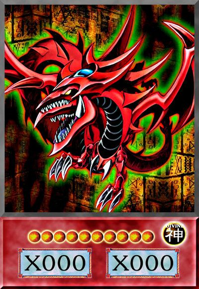 Slifer the Sky Dragon by ALANMAC95 on DeviantArt