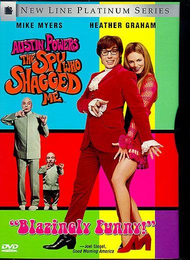 Austin Powers: The Spy Who Shagged Me (DVD 1999) | DVD Empire