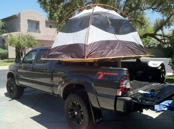 My Solution To The Roof Top Tent Debate More Options