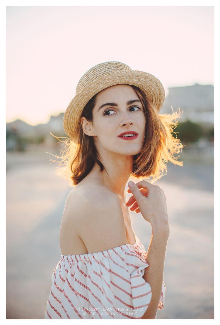 Model: Alexandrine Dlc  Photographer: Anastasia Dudka