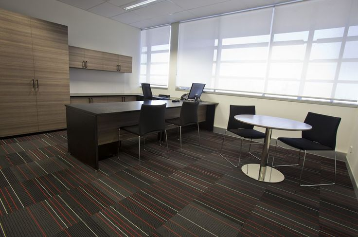 Matrix office fit-out by Burgtec