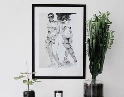 """Check out new work on my @Behance portfolio: """"THE GRAPHIC WORK """"NUDE"""" IN THE INTERIOR"""" http://be.net/gallery/48790553/THE-GRAPHIC-WORK-NUDE-IN-THE-INTERIOR"""