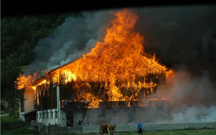 Farm Fire Prevention and Safety :D .You must installation A Fire Alarm!!! :D http://patigeni.com/instalasi-fire-alarm-gedung/