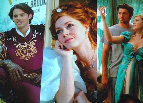 Enchanted! LOVE this movie!