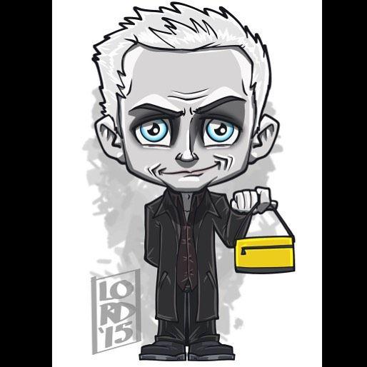 Lordmesa Art — iZombie: Blaine!!! #iZombie #Blaine #DavidAnders...