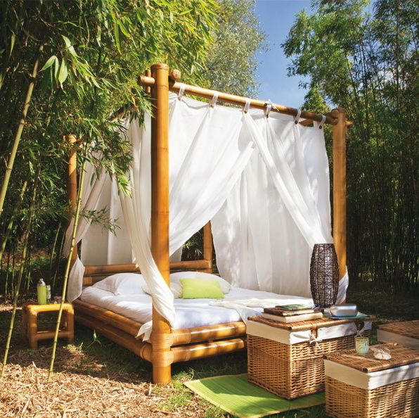 Amazing Outside Bed Part - 10: Canopy Bed Outside | Beautiful Outdoor Canopy Bed Outdoor Canopy Bed For  Therapy