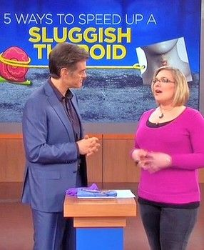 Dr. Oz's thyroid-booster diet for weight loss, fat burners, 10-Day Detox Diet