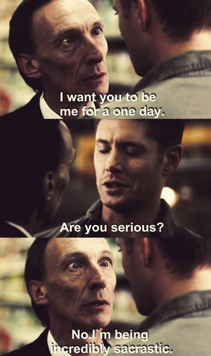 Supernatural Death Quotes: 1000+ Images About Dean Winchester On Pinterest