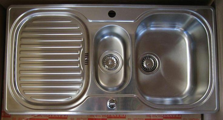 FRANKE Compact Spüle 96,5 x 50 cm Küchenspüle Einbauspüle - franke armaturen küche