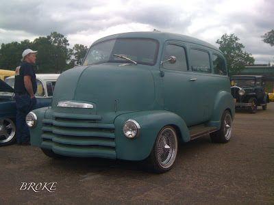 1949 Chevrolet Coe Suburban Custom Cool Vehicles