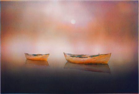 Terje Risberg - To båter