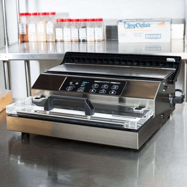 "ARY VacMaster PRO 350 External Vacuum Packaging Machine with 12"" Seal Bar"